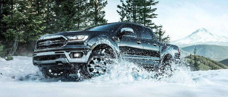 Ford 2020 Ranger Tough. Power. Perfected